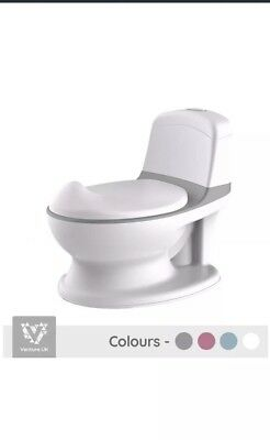 Pote Plus - My First WC Potty (Pote Plus Grey)