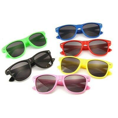 Wayfarer style sunglasses for babies, toddlers, kids