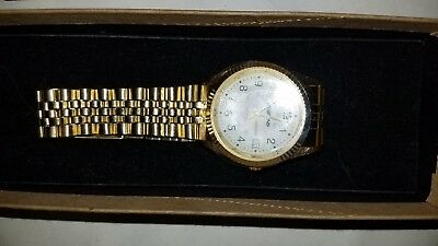 Norfolk Southern Gold Watch