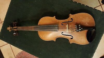 violin HOPF vintage antique German ready to play with bow and case quality Brand