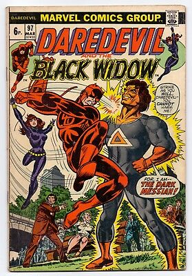 Daredevil # 97 (Mar 1973)