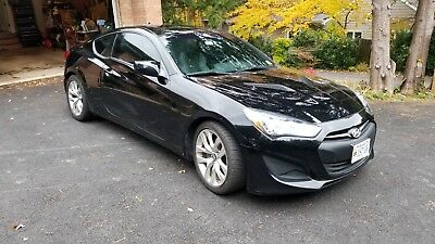 2013 Hyundai Genesis Coupe 2.0T Premium 2013 Hyundai Genesis Coupe 2.0t Premium Turbo Sports Car Sunroof Nav