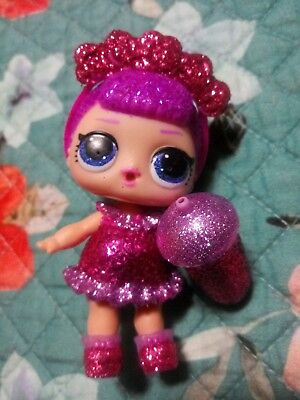 LOL Surprise Holiday Bling Series Doll~Sugar Queen Ultra Rare-Gold