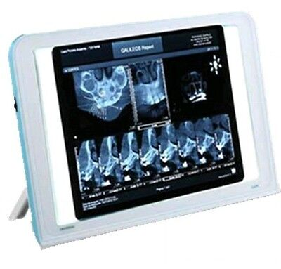 Dental X-Ray XRAY Film Viewer View Box LED Wall Type Desk Mounting Machine UK