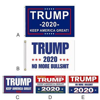For President 3 x 5 Foot Wholesale Donald J. Trump Flag Great Again 2020 America