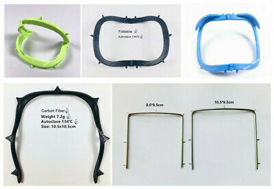Dental Frame Rubber Dam Sheets Carbon Fiber Hager Foldable Stainless Clamps