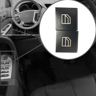 Pair Driver Window Switch Repair Button Cap Cover for Mercedes B Class W245 Y9K8