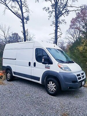 2014 Ram ProMaster High Roof 2014 Ram ProMaster 1500 High Roof 50,000 Miles Fully Loaded with options