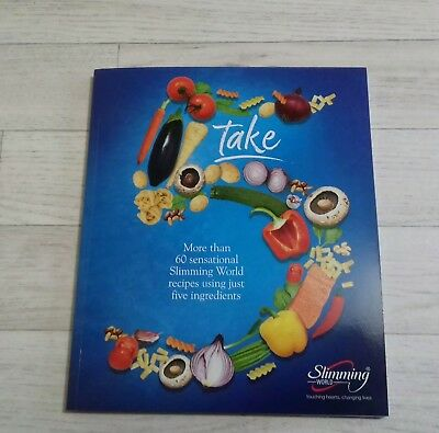 Slimming World 2018 Take 5 Cook Book -More Than 60 Recipes NEW
