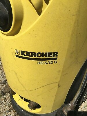 Karcher 150 Bar High Pressure Washer, 3200W, Hd5/12C
