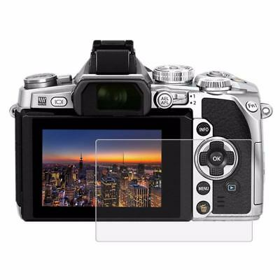 2X(PULUZ Camera Accessories 2.5D Curved Edge 9H Surface Hardness Tempered Gla J4