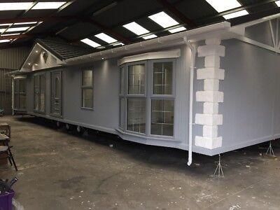 twin unit mobil home