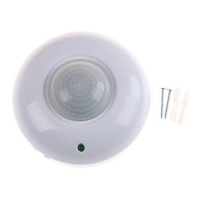 Surface Mount PIR Ceiling Occupancy Motion Sensor Detector Light Switch Ew