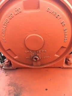 Hydraulic winch Gearmatic