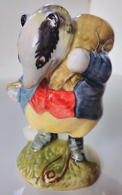 Beswick TOMMY BROCK Beatrix Potter Figurine