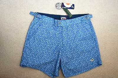 *NEW LE SHARK RETRO SWIM TRUNKS Size M