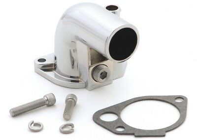 Mr Gasket 9713 Chrome Thermostat Housing / Water Neck 1979 - 95 Ford 302, 351W
