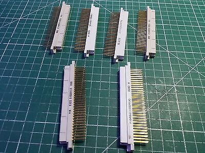 Board Connector B5035 Female 2 Row 64 Contacts 12mm Pins  3pcs