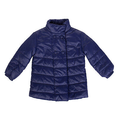 HEACH DOLLS BY SILVIAN HEACH KIDS Quilted Jacket Size 9-12M Padded Popper Front