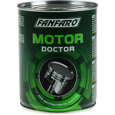 350ml Öl Additiv Fanfaro Motor Doctor Oil Additive Verschleißreduzierung