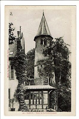 CPA-Carte postale- France - Nancy - Tour de la Commandature- S4017