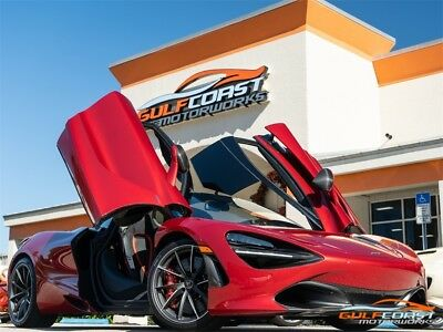 2018 720S  2018 McLaren 720S Automatic 2-Door Coupe