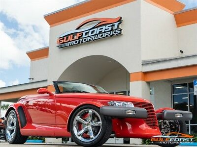 1999 Prowler  1999 Plymouth Prowler Automatic 2-Door Convertible