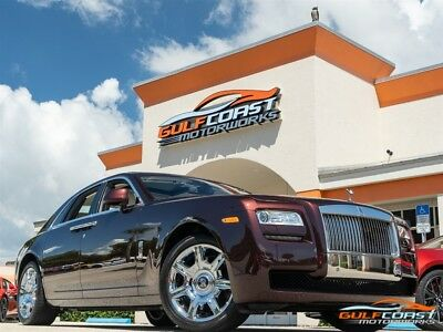 2013 Ghost  2013 Rolls-Royce Ghost Automatic 4-Door Sedan