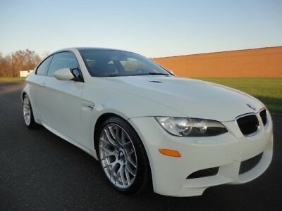 2013 Bmw M3 Competition Package 2013 Bmw M3 Competition/cold Weather/premium Pkg Xpel Paint Protection $70K Msrp