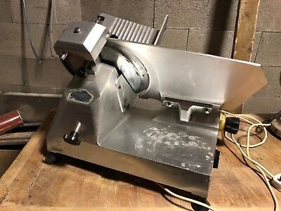 "Sirman meat slicer - 12"" blade"