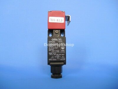 Omron D4DS-15FS door switch (without key)