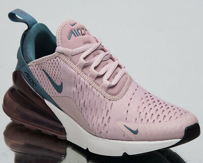 save off fdbeb 3b215 Nike Femmes Air Max 270 Neuf Mode de Vie Chaussures Particule Rose Baskets