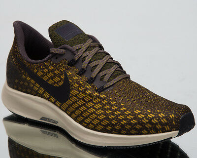 new product 77cfd 3d0a4 Nike Air Zoom Pegasus 35 Chaussures Course Tonnerre Gris Oil Baskets  942851-007