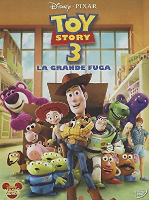 Movie-Dvd Toy Story 3 - La Grande Fuga - Vendita (UK IMPORT) DVD [REGION 2] NEW