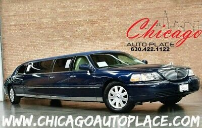 2004 Town Car 120 stratch Limousine with fifth door by Krystal k