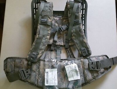 ACU Digital USGI Molle II Frame,Belt & Shoulder Straps = Good Tree Stand Mover