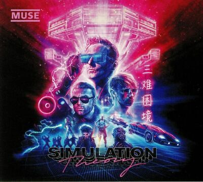 MUSE - Simulation Theory (Deluxe Edition) - CD