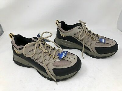 727893cb68cf MEN S SKECHERS RELAXED FIT  OUTLAND 2.0 51585EW Tan RIP-STAVER 31R -  39.19