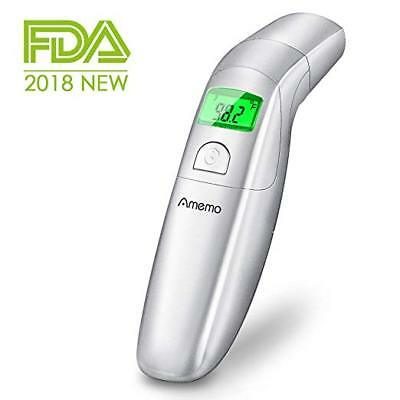 Ear Thermometer with Forehead Function FDA  Baby / Adults Medical Thermometer