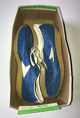 Vintage New Old Stock 1960's Wilson By Bata Men's Size 9 Tennis Shoes With Box