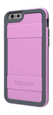 Pelican ProGear Protector for iPhone 6 Plus - Pink/Gray