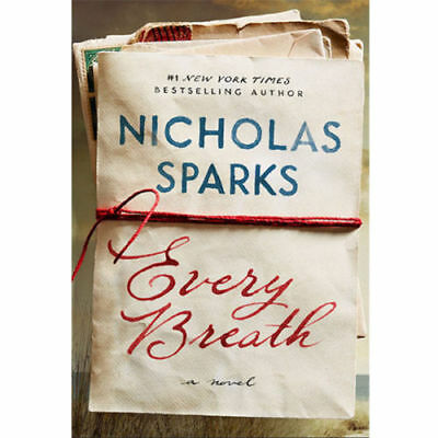 Every Breath by Nicholas Sparks (2018) Eb00k FAST DELIVERY