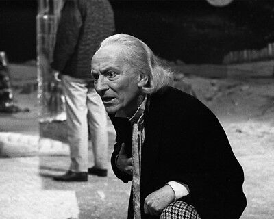 NEW IMAGE!!! N595 Doctor Who UNSIGNED photograph William Hartnell