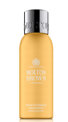 Molton Brown VETIVER AND GRAPEFRUIT Body Spray *NEW/FREE POSTAGE*