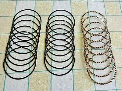 TRW Ramco Piston Ring Set  PM21 AD and PM21A Top, Second and Bottom Groove
