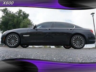 2012 7-Series 740i Dark Graphite Metallic BMW 7-Series with 150,360 Miles available now!