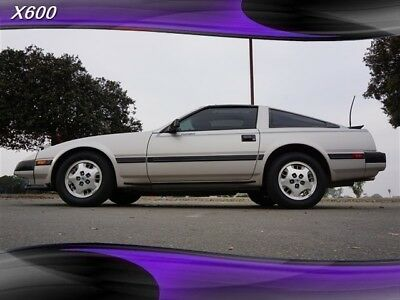 1985 300ZX Turbo Nissan 300ZX Gold with 154,988 Miles, for sale!