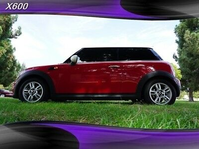 2013 Cooper Cooper PRICED TO SELL Mini Hardtop Chili Red with 116,355 Miles, for sale!