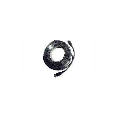 Cable/ 12 Metres 4 Pin Aviation Fitting SAMCAB12M New!