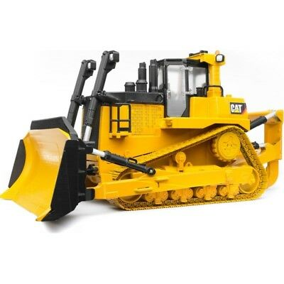 Bruder Cat Large Track-Type Bulldozer 2452 B10-2452 New!